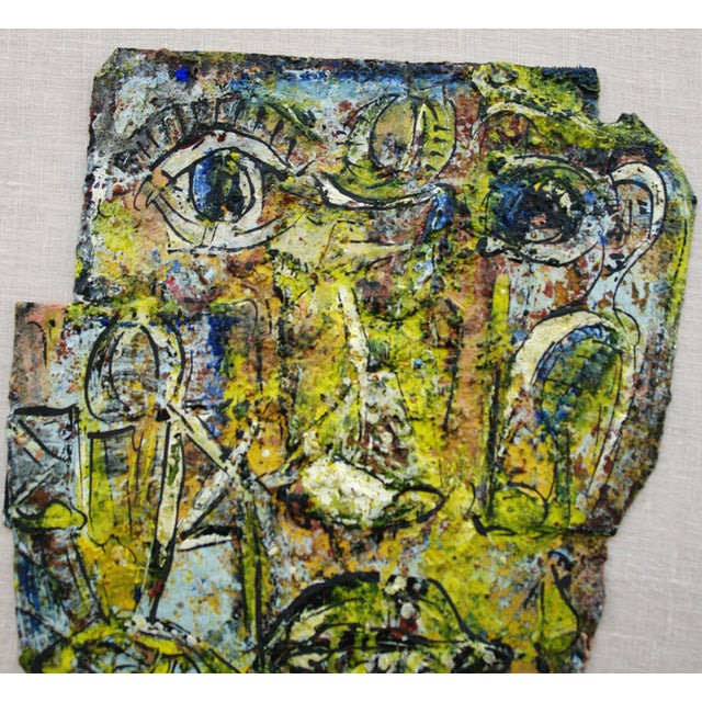 The Mod Face of East London, Oil Painting - Image 4 of 6