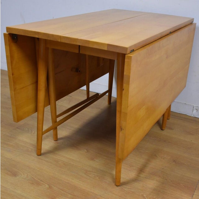 """Paul McCobb """"Predictor"""" Dining Table - Image 11 of 11"""