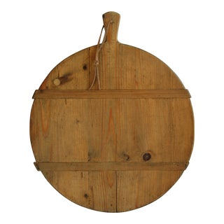 1920s Large French Bread or Cheese Board