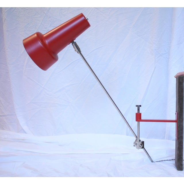 1970's Italian Modern Swing Arm Sconce - Image 5 of 7