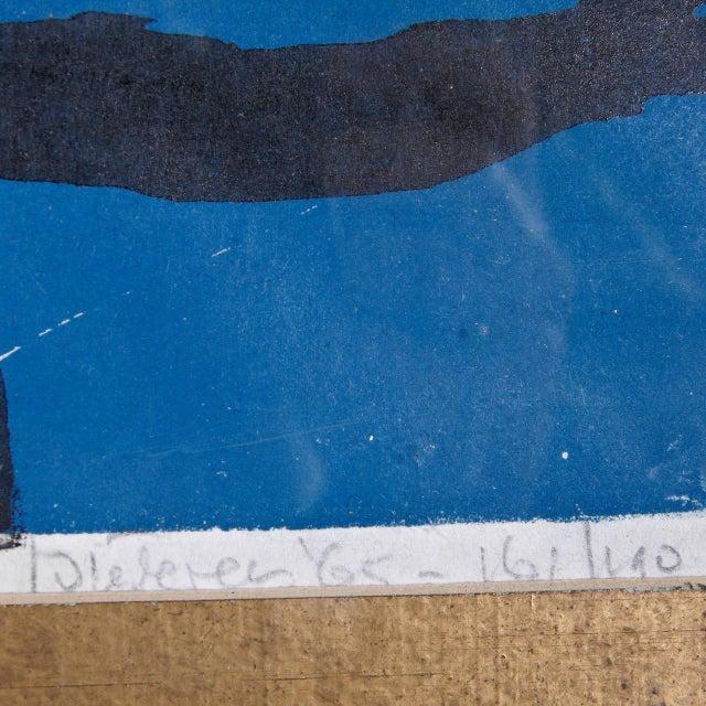 """J. Diedren """"Kinderen Tussen Het Blaw"""" Lithography, 1965 - Image 7 of 10"""