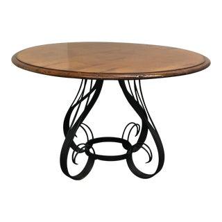 Custom Maple Milling Road Hildebrand Dining Table