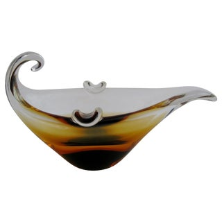 Murano Glass Ashtray