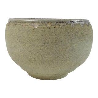 Glazed Terra Cotta Bowl