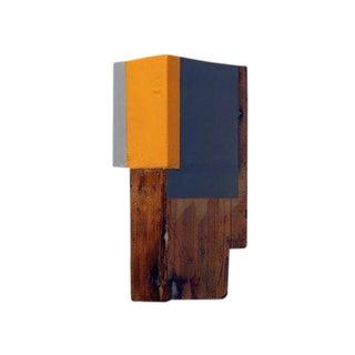 "Original Sculpture ""Through a Glass Darkly 5"" by Paul Rinaldi"
