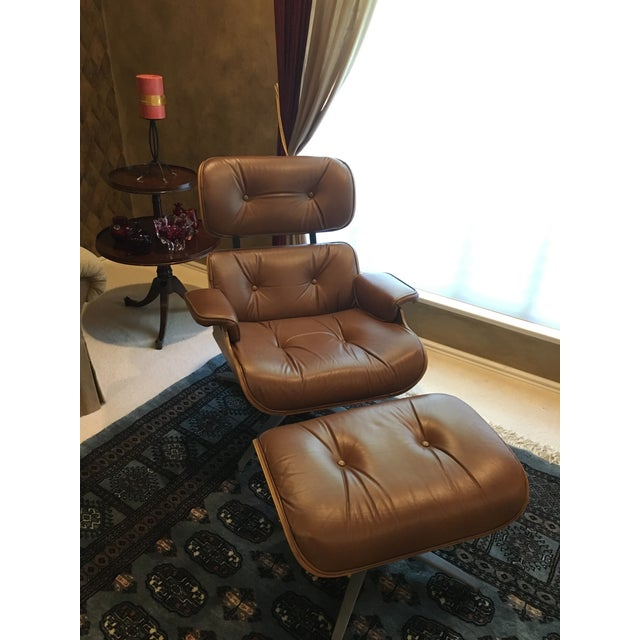 1960 Segal Reproduction of Eames Lounge Chair - Image 3 of 11