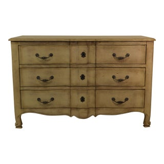 French Heritage Solid Oak Dresser