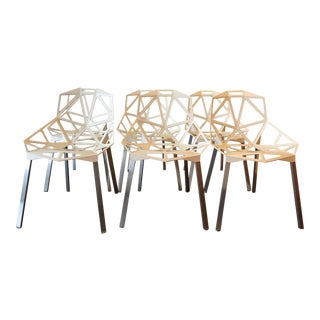"""Magis """"Chair One"""" Chairs - Set of 6"""