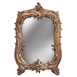 Vintage Syroco Gold Mirror