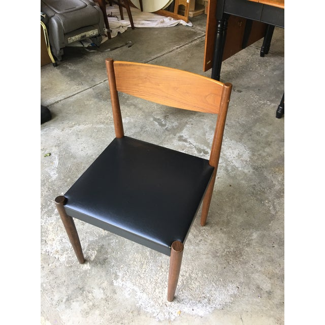 Danish Modern Side Chair - Image 4 of 5