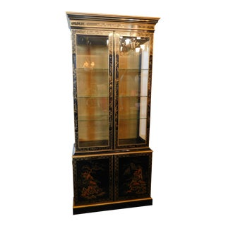 Vintage Chinoiserie Drexel Cabinet