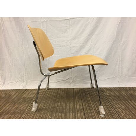 Image of Eames Lcm Lounge Chair by Herman Miller