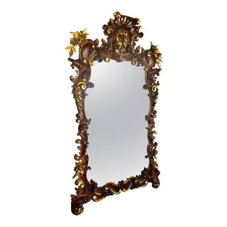 Venetian Baroque Mirror 18th Century