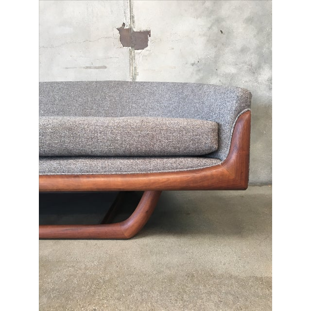 Mid-Century Modern Sofa by Adrian Pearsall - Image 5 of 9