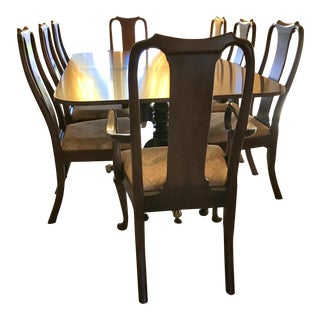 Kittinger Williamsburg Adaptation Old Dominion Dining Set