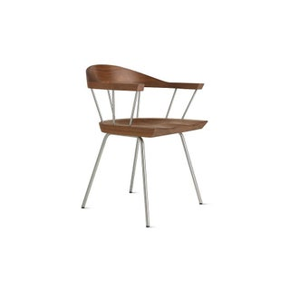 Walnut Spindle Chair
