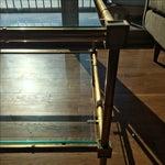 Image of Jonathan Adler Meurice 2 Tiered Table