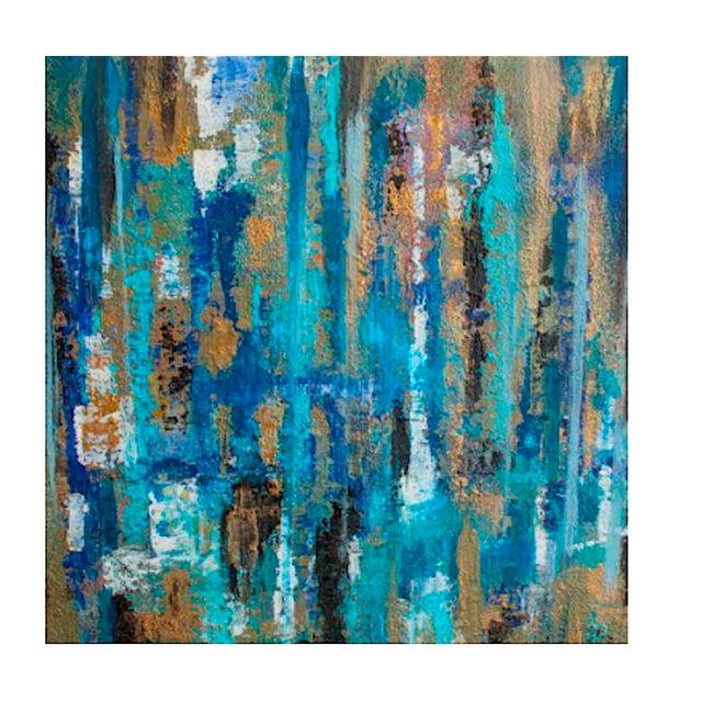 Bryan Boomershine Abstract Painting - Image 5 of 5