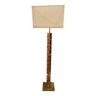 Knox Warren Modern Acrylic Floor Lamp