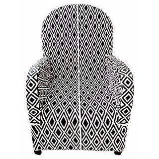 African Yoruba Glass Beaded Chair