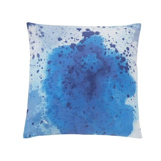 Indigo Ink Pillow