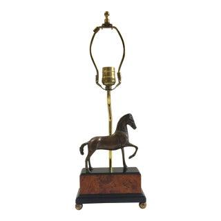Equestrian Desk Lamp