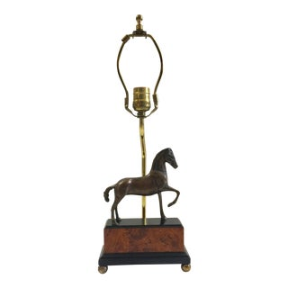 Equestrian Desk Lamp