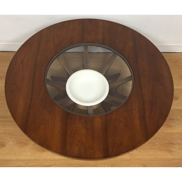 Broyhill Brasilia Cathedral Coffee Table - Image 3 of 9