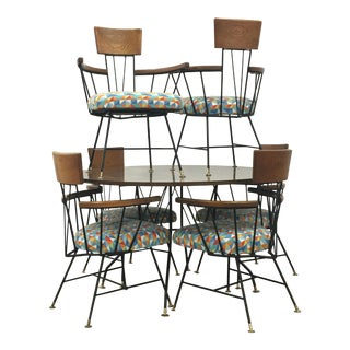 Richard McCarthy Dining Table With 6 Chairs