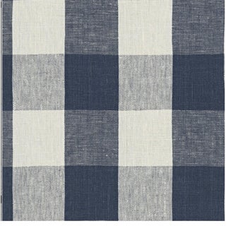 Ralph Lauren Sturbridge Gingham Fabric - 6 Yards