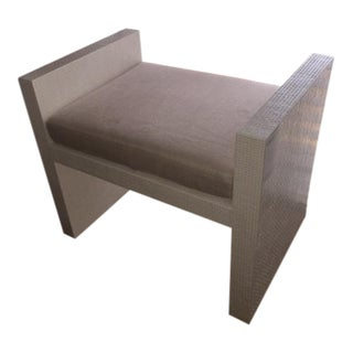 Bungalow 5 Modern H-Bench