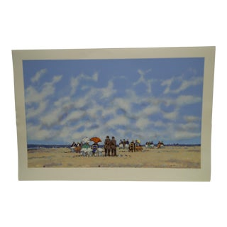 "Frederick McDuff ""August"" Limited Edition Print"