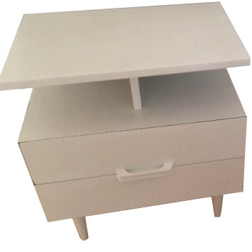 Ramseur End Tables - A Pair - Image 1 of 5