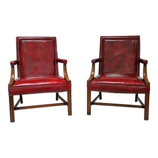 Vintage Hickory Furniture Chairs - A Pair