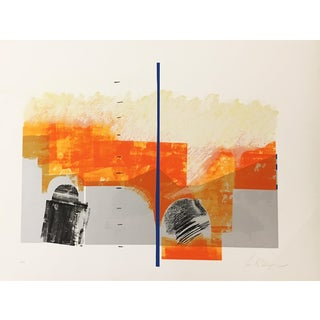 """""""Jerusalem Series Suite"""" Serigraph by Dan Reisinger"""