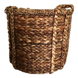 Palacek Havana Giant Round Planter Basket