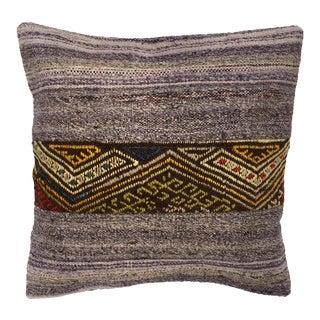 Turkish Handmade Kilim Pillow Cover