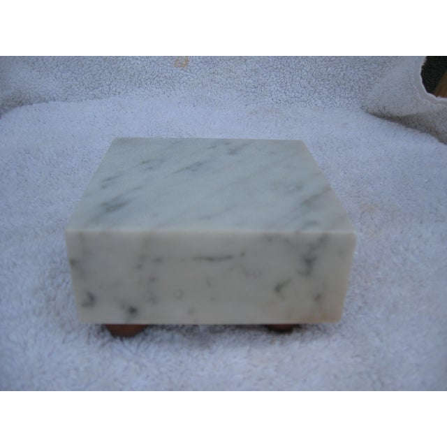 Image of Marble Cheese Block