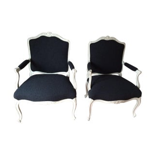 Two Louis XVI Style Chairs