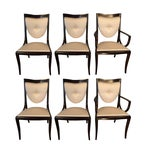 Image of Thomas Moser Moserform Sabina Chairs - Set of 6