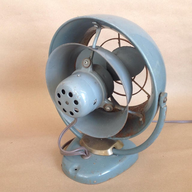 Vintage Vornado Electric Industrial Fan - Image 6 of 8