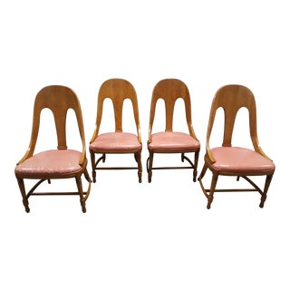 Tomlinson Pavane Dining Chairs - Set of 4