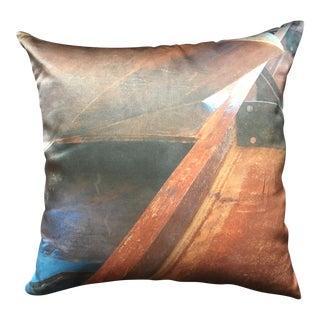 Silk Arcadia Park Designs Pillow