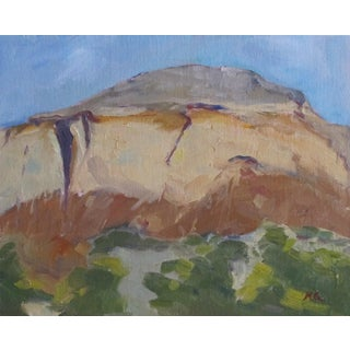 """Box Canyon, Ghost Ranch"" Oil Painting"