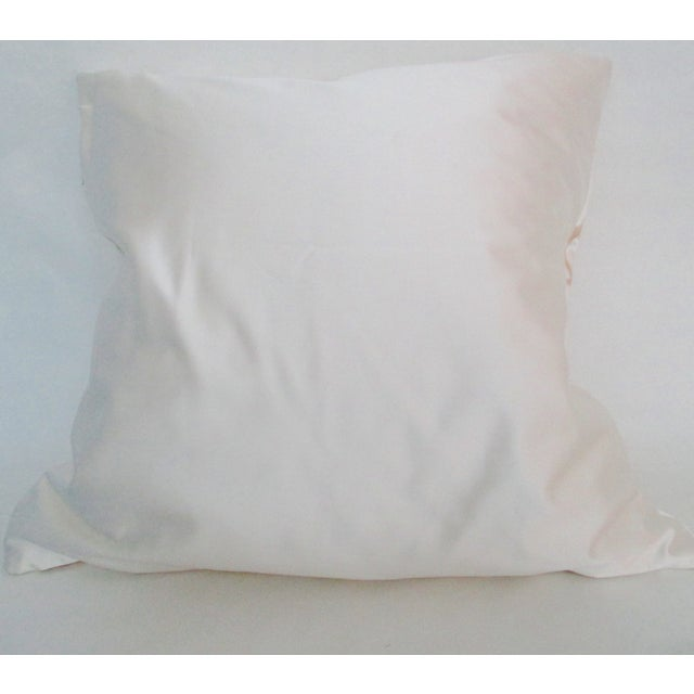 Graphic Abstract Pillow Cover Cream & Gold - Image 5 of 5