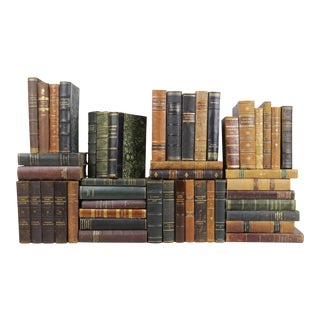 Leather-Bound Books S/50