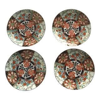 Fine Vintage Imari Plates - Set of 4