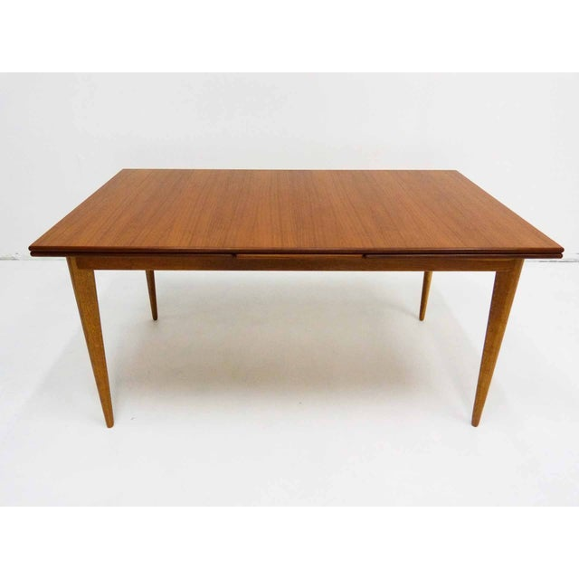 J.O. Carlsson Teak Extension Dining Table - Image 4 of 10