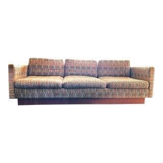 Mid-Century Modern Vintage Sofa