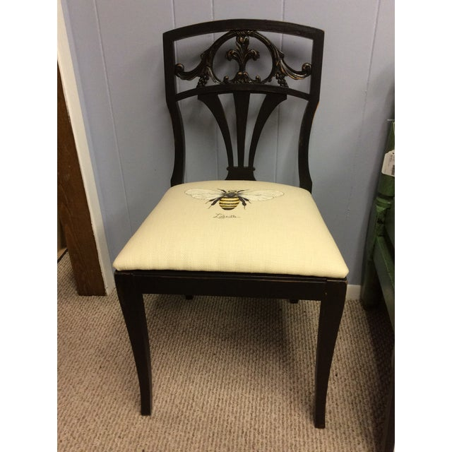 French Bee Accent Chair - Image 2 of 7